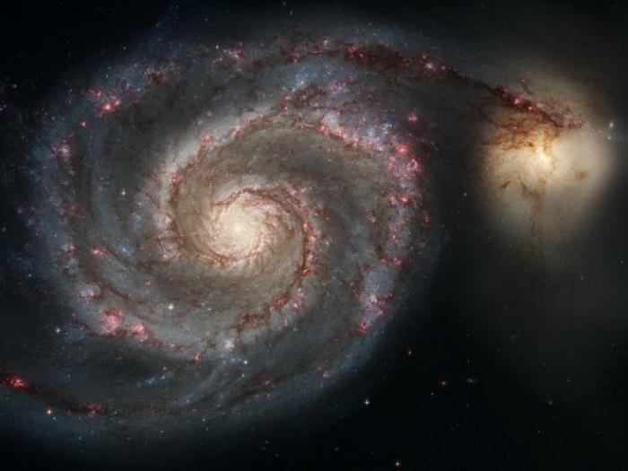 Astrofísicos predijeron que la Gran Nube de Magallanes impactará con la Vía Láctea