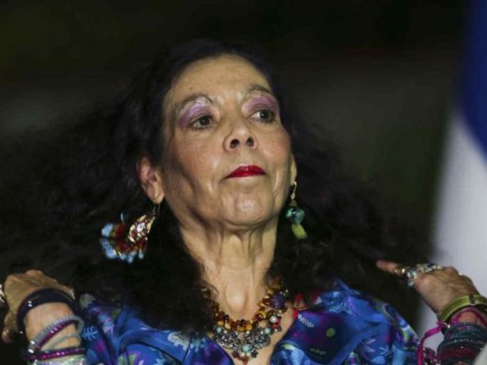 Rosario Murillo fue catalogada como responsable por amenazas contra periodista