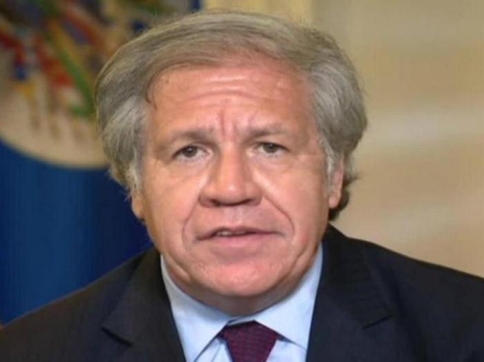 Almagro inició la aplicación de la Carta Democrática de la OEA a Nicaragua