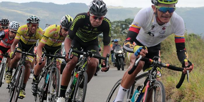 El venezolano Ronald González lideró quinta etapa de la Vuelta al Táchira 2019
