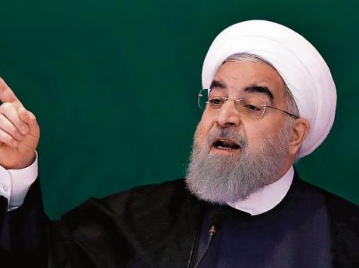 Presidente Rohaní: Dictado político de EEUU en Oriente Medio llegó a su fin