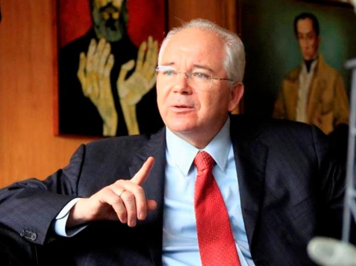 Rafael Ramírez: La soberanía reside en el pueblo (Opinión)