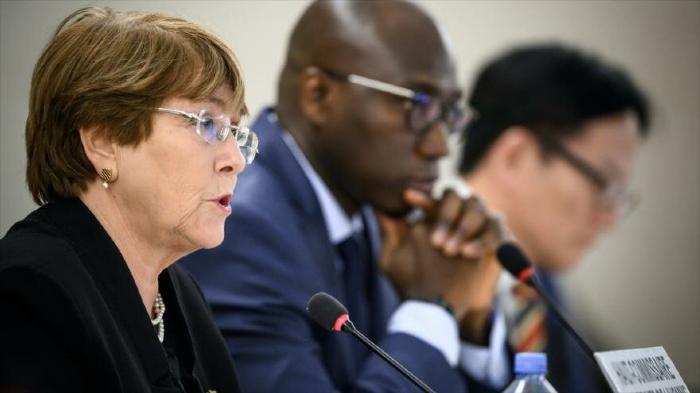 """Michelle Bachelet advierte de que las """"amplias sanciones"""" de EE.UU contra Venezuela agravarán la crisis"""