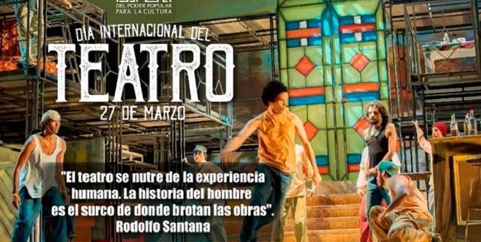 Cada 27 de Marzo se celebra el Día Mundial del Teatro