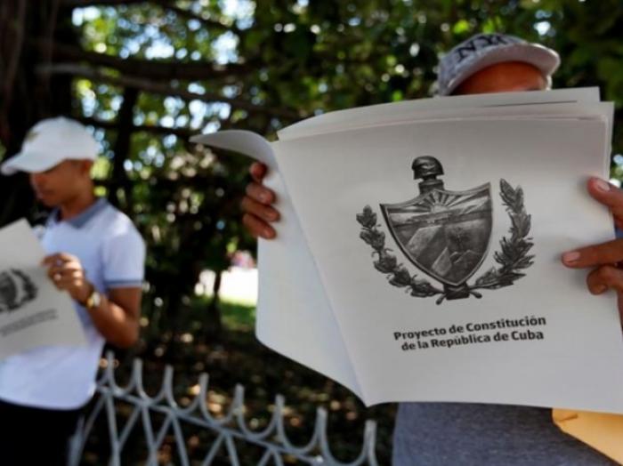 Artículo sobre matrimonio gay fue eliminado del borrador de la Constitución de Cuba