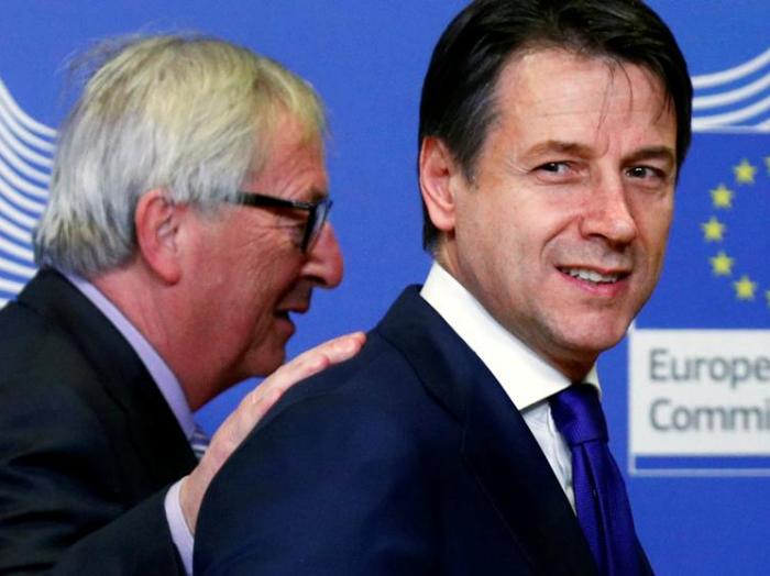 Bruselas e Italia firmaron una tregua presupuestaria para ignorar las sanciones
