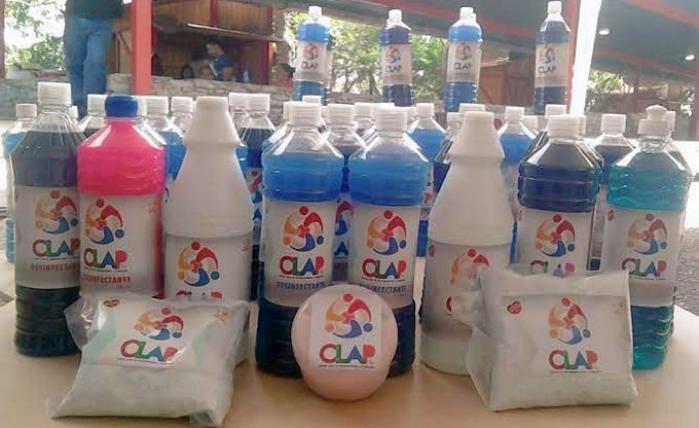 Pérez Abad: 250 mil cajas con productos de higiene distribuirán los CLAP en mayo