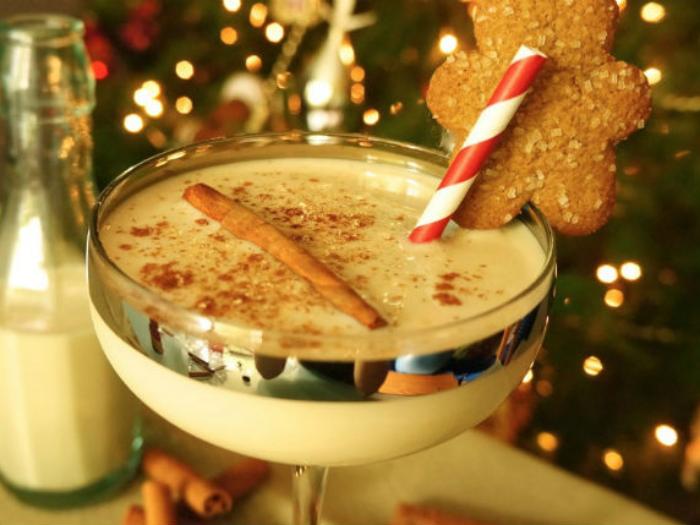 Coquito navideño ¡Muy fácil de preparar!