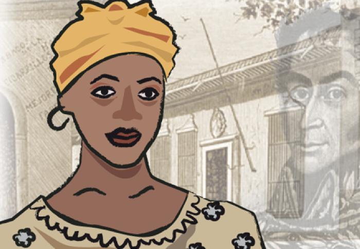 """Tal día como hoy falleció """"la Negra"""" Matea Bolívar"""