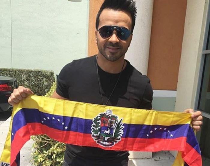 Luis Fonsi a los venezolanos: Estoy con ustedes