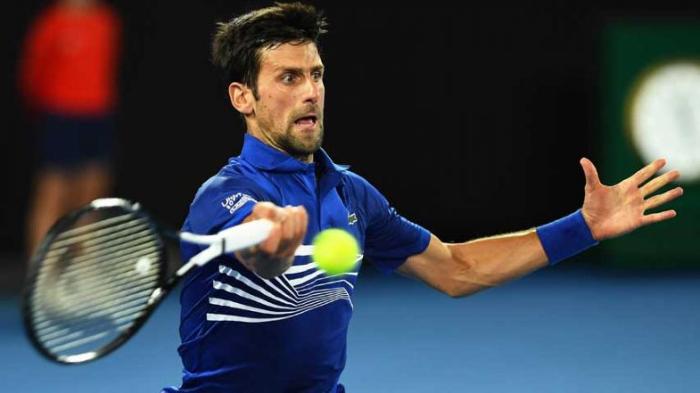 Novak Djokovic superó sin problemas al francés Wilfried Tsonga