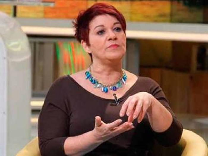 María Alejandra Díaz: Panóptico totalitario global