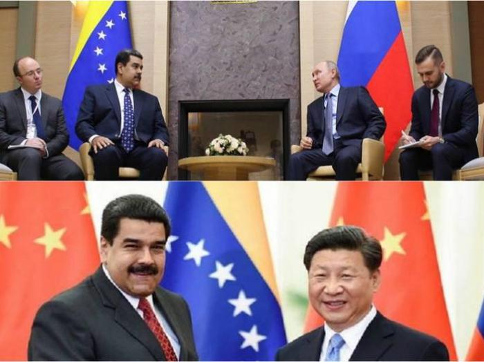 Venezuela cerró 2018 con alianzas estratégicas fortalecidas con Rusia y China