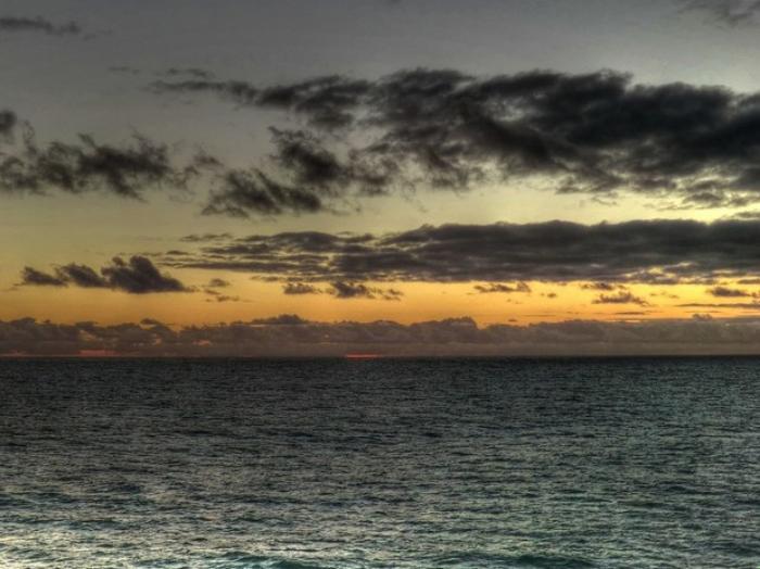 Encuentran capas en el océano que aún están en la Pequeña Edad de Hielo