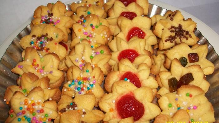 Aprende a preparar estas deliciosas galletas pasta seca sin harina de trigo (Receta)