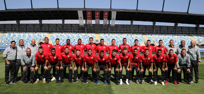 La Vinotinto sub-20 debuta ante Colombia en el Suramericano